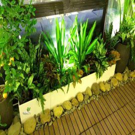 Mẫu trang trí ban công Ecocity Việt Hưng - Long Biên